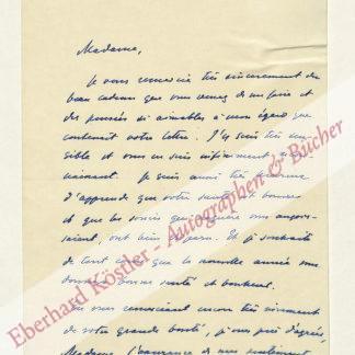 Michaud, Louis, Mediziner (1880-1956).