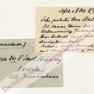 Popoff, Methodi, bulgarischer Mediziner (Daten unbekannt).