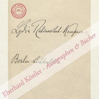 Rabinowitch-Kempner