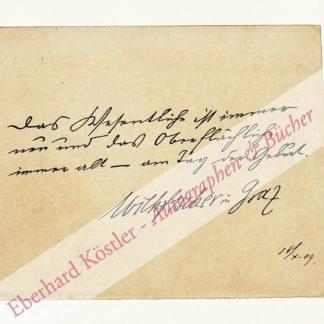 Fischer-Colbrie, Arthur, Schriftsteller (1895-1968).