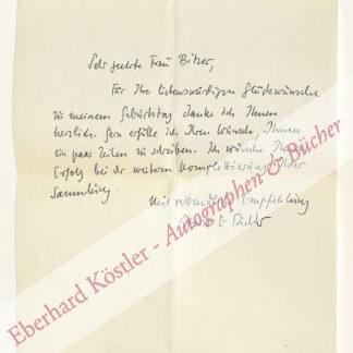 Richter, Horst-Eberhard, Psychoanalytiker (1923-).