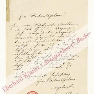Hampe, Clemens, Mediziner (Lebensdaten unbekannt).