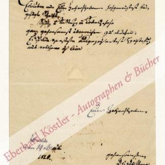 Flittner, Johann Gottfried, Pharmazeut, Arzt und Schriftsteller (1770-1828).