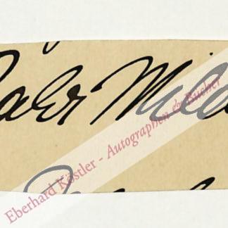Bahr-Mildenburg, Anna, Sängerin (1872-1947).