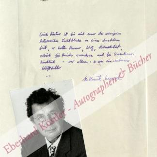 Karasek, Hellmuth, Theaterwissenschaftler (geb. 1934).