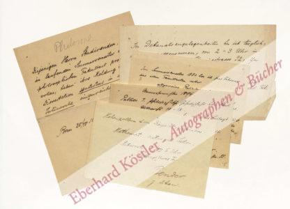 Bender, Wilhelm, Theologe und Philosoph (1845-1901).