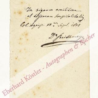 Reithmayr, Franz Xaver, Theologe (1809-1872).