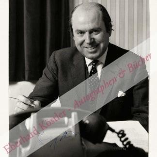 Bradford, Roy, Irischer Politiker und Minister (1921-1998).