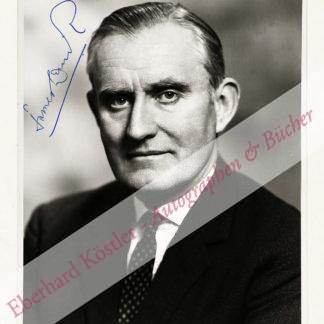 Chichester-Clark, James, Premierminister von Nordirland (1923-2002).