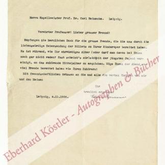 Bormann, Edwin (Pseud. Bliemchen), Schriftsteller (1851-1912).