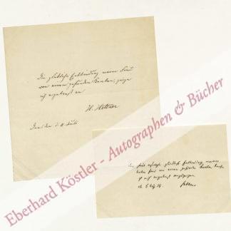 Hettner Hermann, Literaturhistoriker (1821-1882).