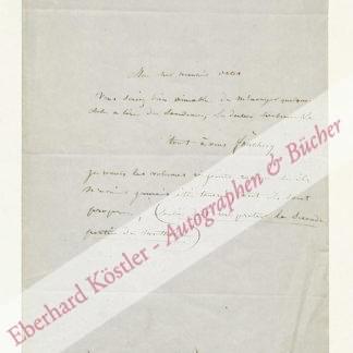 Fauchery, Jean Claude Auguste, Kupferstecher (1798-1843).