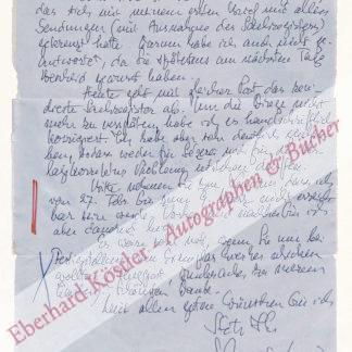 König, René, Soziologe (1906-1992).