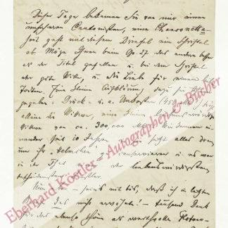 Musiol, Robert, Komponist und Musikschriftsteller (1846-1903).