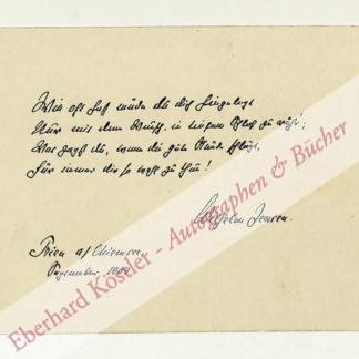 Jensen, Wilhelm, Schriftsteller (1837-1911).