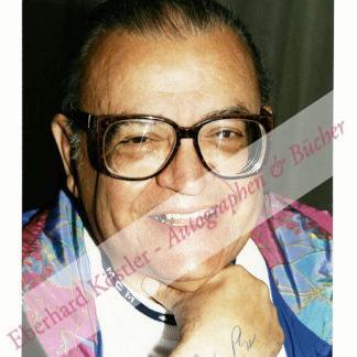 Puzo, Mario, Schriftsteller (1920-1999).