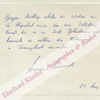 Surminski, Arno, Schriftsteller (geb. 1934).