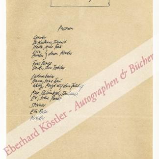 Mönnich, Horst, Schriftsteller (geb. 1918).