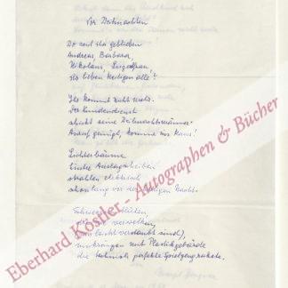 Pflagner, Margit, Schriftstellerin (1914-2010).