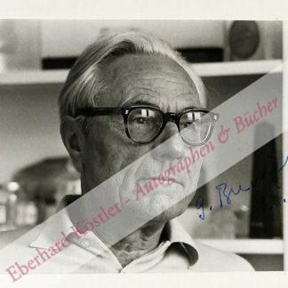 Bucerius, Gerd, Verleger (1906-1995).
