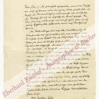 Bücher, Karl, Nationalökonom (1847-1930).