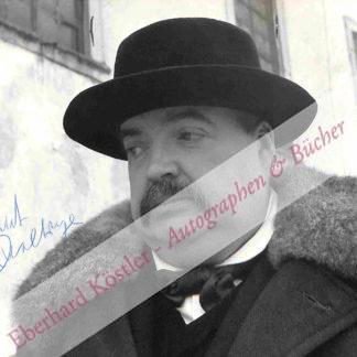 Qualtinger, Helmut, Schauspieler (1928-1986).