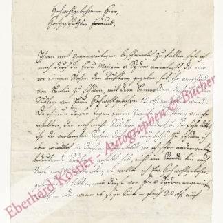Knebel, Henrika von, Nichte von Goethes Freund Karl Ludwig von Knebel (Daten nicht ermittelt).