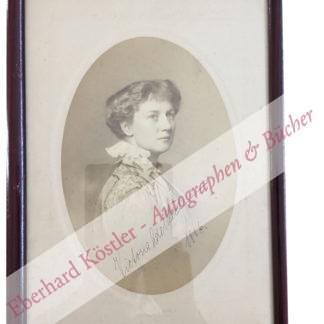 Viktoria Adelheid von Schleswig-Holstein-Sonderburg-Glücksburg, die letzte Herzogin von Sachsen-Coburg und Gotha und Mitglied der britischen Königsfamilie (1885-1970).