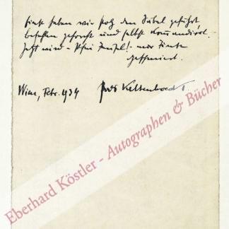Kaltenboeck, Bodo, Schriftsteller (1893-1939).