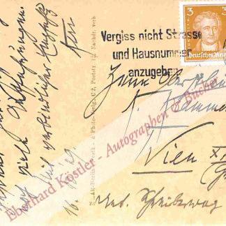 Kerr, Alfred, Schriftsteller und Kritiker (1867-1948).
