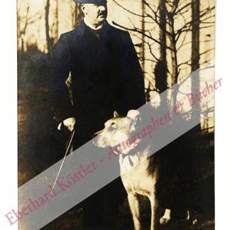 Presber, Rudolf, Schriftsteller (1868-1935).