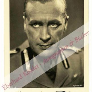 Diehl, Karl Ludwig, Schauspieler (1896-1958).