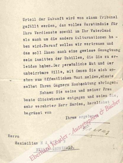 Benes, Edvard, Staatsmann (1884-1948).