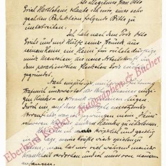Hartleben -  Birr, Ellen, Geliebte Otto Erich Hartlebens (Daten nicht ermittelt).
