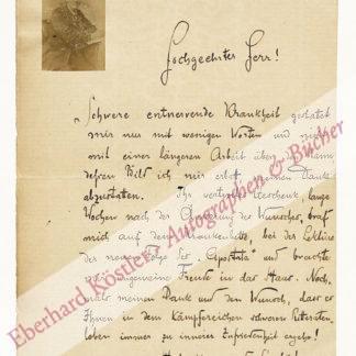 Goldstein, Ludwig, Kunsthistoriker und Journalist (1867-1943).