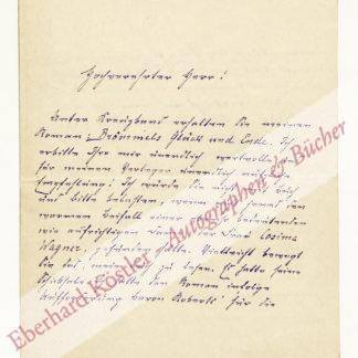 Heigel, Karl August von, Schriftsteller und Bibliothekar (1835-1905).