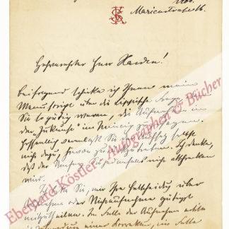 Kekulé von Stradonitz, Stephan, Genealoge und Historiker (1863-1933).