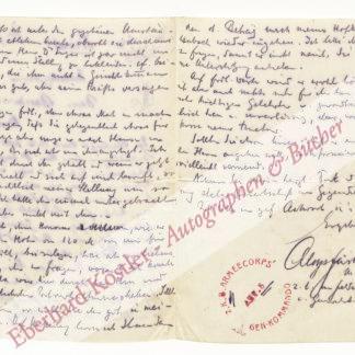 Löwenstein-Wertheim-Rosenberg, Aloys Fürst zu, Politiker (1871-1952).