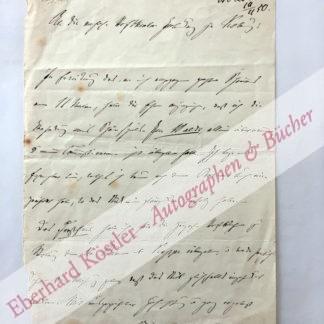 Birch-Pfeiffer, Charlotte, Schriftstellerin und Theaterleiterin (1800-1868).
