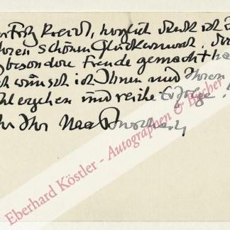 Burckhardt, Max, Historiker (1910-1993).