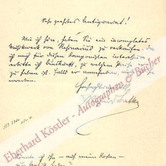 Batka, Richard, Musikschriftsteller (1868-1922).