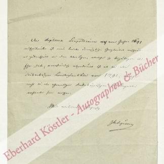 Schuller, Johann Karl, Germanist und Historiker (1794-1865).
