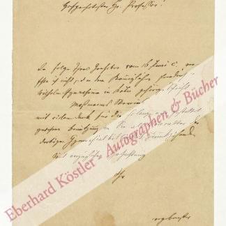 Simrock, Karl, Schriftsteller und Germanist (1802 -1876).