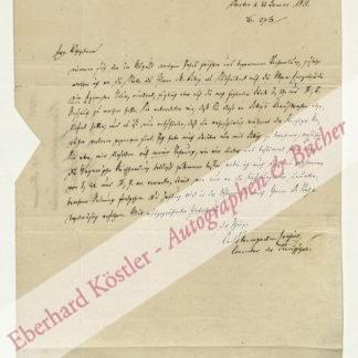 Baumgarten-Crusius, Karl Wilhelm, Pädagoge und Philologe (1786-1845).
