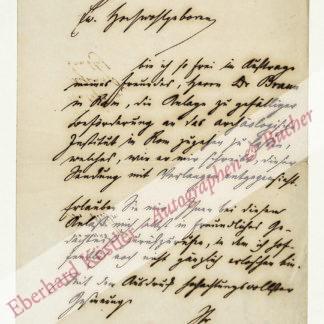 Nietzsche -  Ritschl, Friedrich, Philologe (1806-1876).