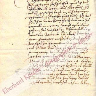 Widmannstetter, Ernst, Drucker (1592-1635).