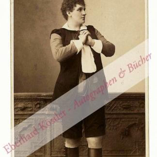 Klafsky, Katharina, Sängerin (1855-1896).