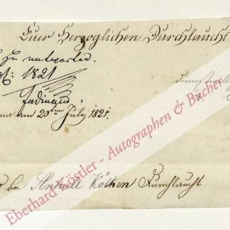 Franz IV.,, Erzherzog von Österreich, Herzog von Modena und Reggio (1779-1846).