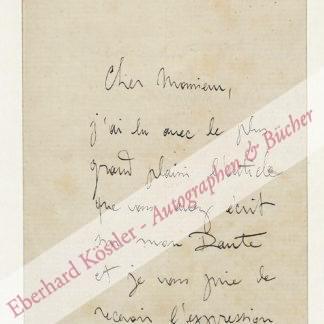 Godard, Benjamin, franz. Komponist (1849-1895).