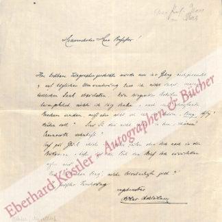 Achleitner, Arthur, Schriftsteller (1858-1927).